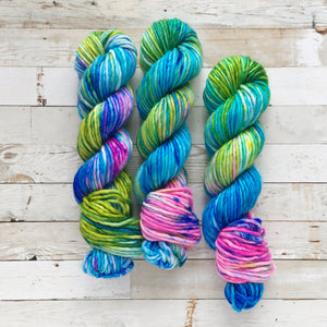 waterlilies | single ply bulky