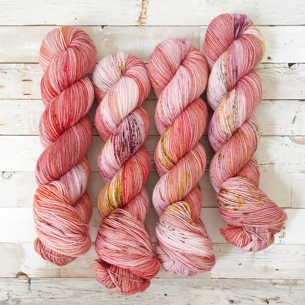 every rose | 4-ply sock