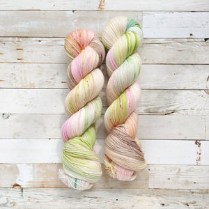 succulents | 4-ply sock