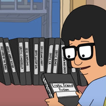 Load image into Gallery viewer, Tina Belcher's Erotic Friend Fiction - Buttloose | DK