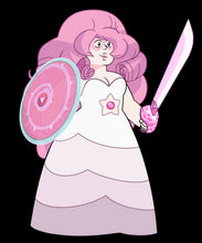 Load image into Gallery viewer, Rose Quartz - Steven Universe Mystery Yarn Club | extra kit