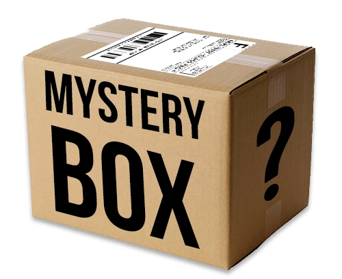 treat yoself mystery package | 4-ply sock package
