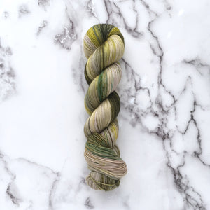 forest flora | 4-ply sock