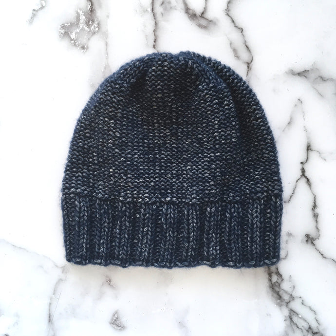 hipster knit hat | hand knits