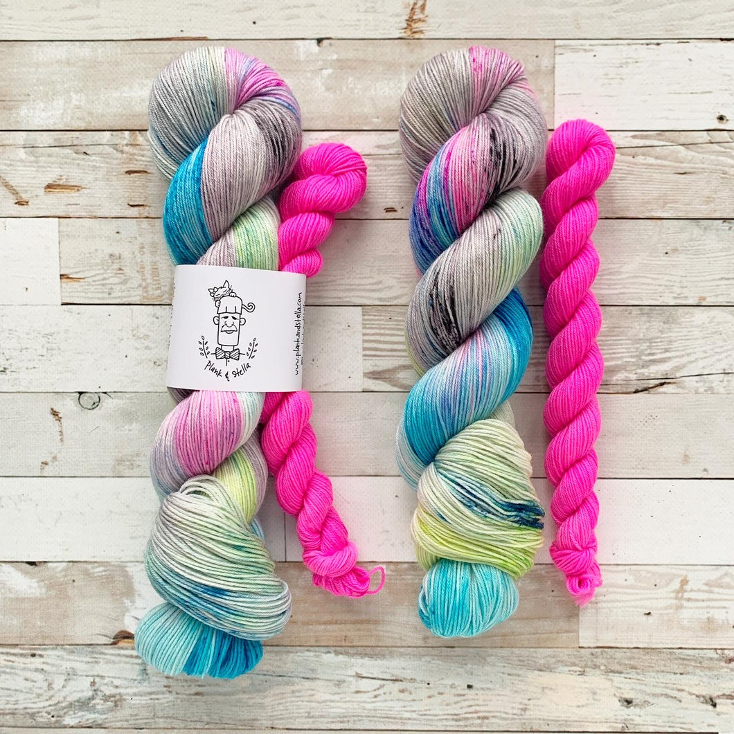 fever dream | 4-ply sock set