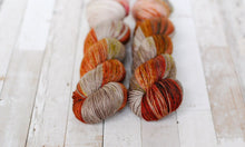Load image into Gallery viewer, autumn crisp | 4-ply sock