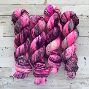 OOAK (one of a kind) | 4-ply sock