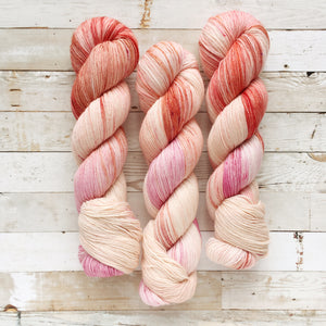 infatuated | 4-ply sock