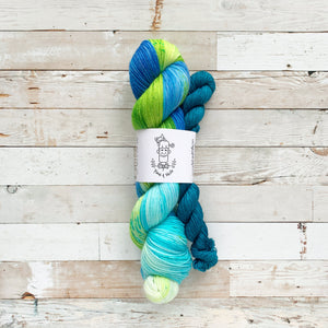 OOAK | 4-ply sock set