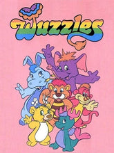 Load image into Gallery viewer, the wuzzles | 80's cartoon yarn club | preorder (avail 6/1-6/15)
