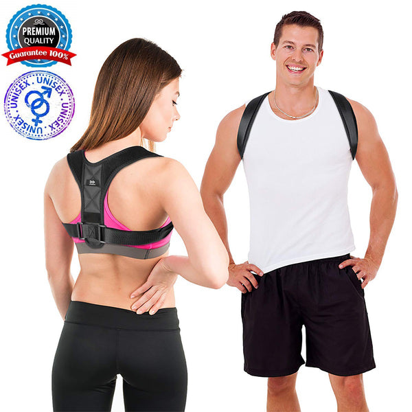 LIFEWAY Posture Corrector for Men & Women (UPC: 741663145041)