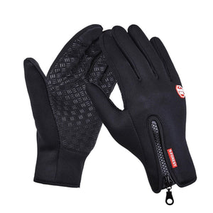 LIFEWAY Outdoor Touchscreen Winter Warm Gloves - Windproof & Water Resistance