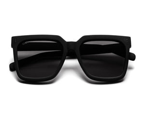 Gafas Kelly Rubber Black with Smoke Lenses