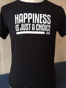 Happiness is Just a Choice T-Shirt - Men's