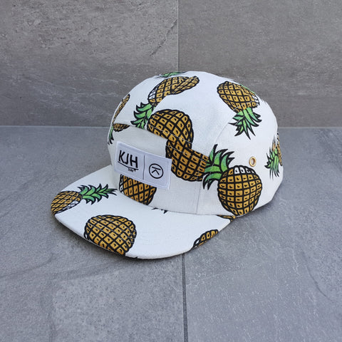 'THE KALANNI' 5 Panel - Pineapple