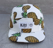 Load image into Gallery viewer, 'THE KALANNI' 5 Panel - Pineapple