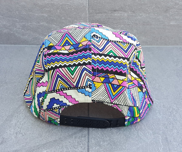 'THE KALANNI' 5 Panel - Aztec