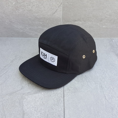 'THE KALANNI' 5 Panel - Black