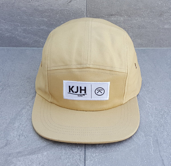 'THE KALANNI' 5 Panel - Cabarita Camel