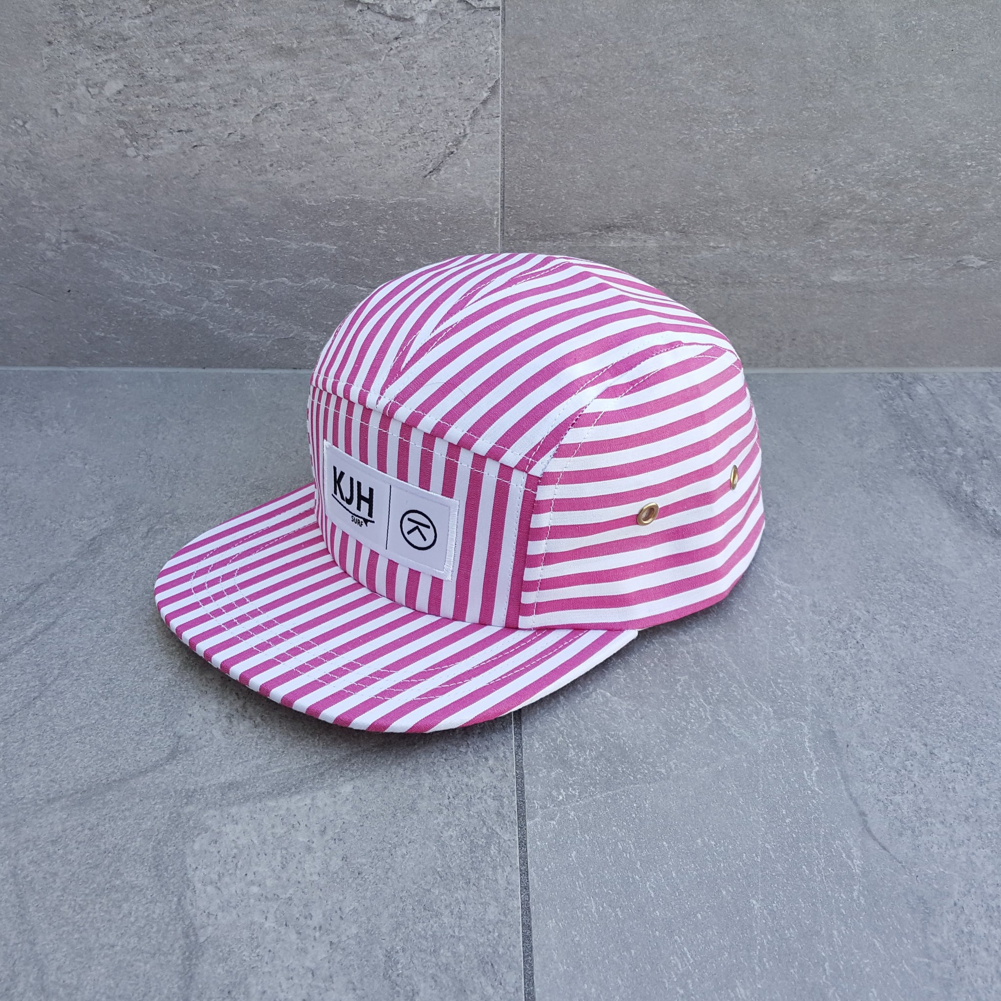 'THE KALANNI' 5 Panel - Nautical Pink
