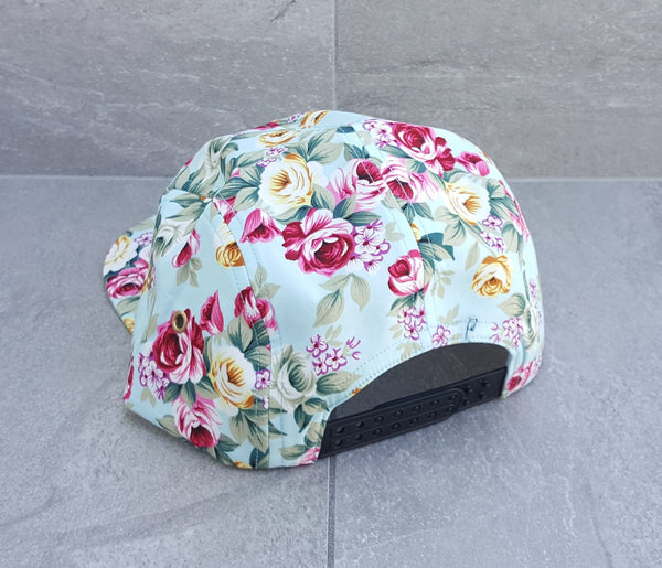 'THE KALANNI' 5 Panel - Rose Blue