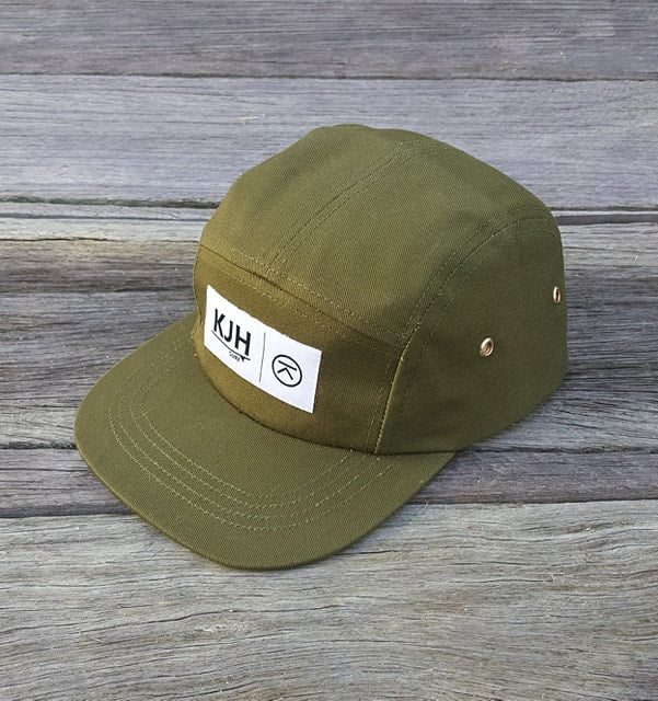 'THE KALANNI' 5 Panel - Greenmount Green