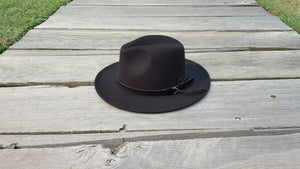 THE LENNOX 'Black' - Fedora Band