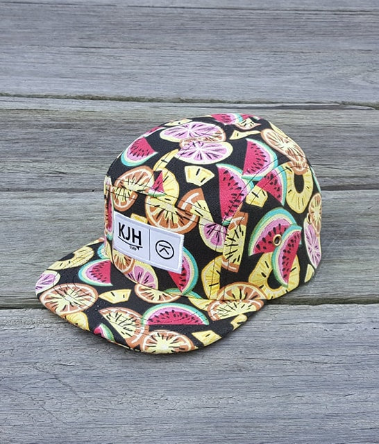 'THE KALANNI' 5 Panel - Fruit Salad