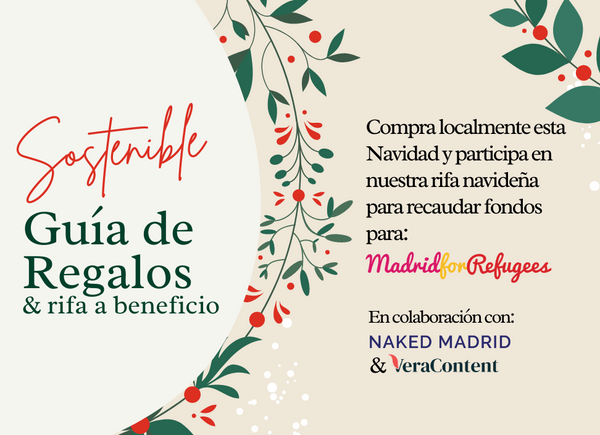 Madrid for Refugees - Guía de Regalos