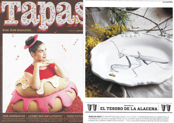 Revista Tapas nº 44 - Jun-19