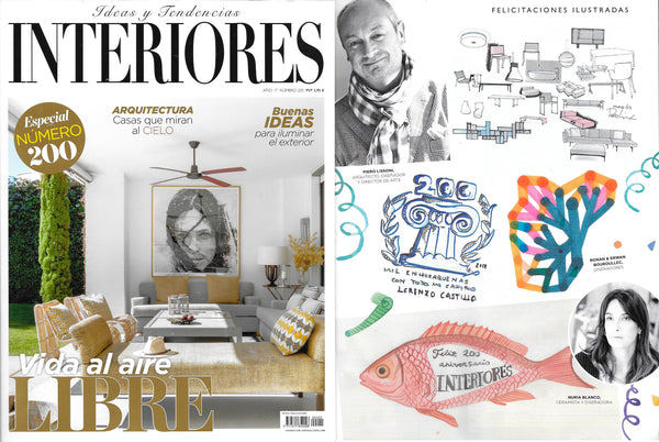 Revista Interiores - Nº 200 - Junio 2017