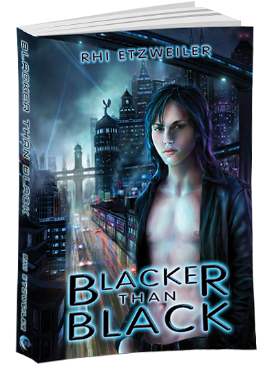 Blacker than Black - Inventory Clearance Paperback!