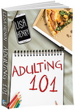 Adulting 101 - Inventory Clearance Paperback! (Portuguese)