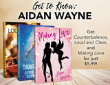 Bundle: Get to Know: Aidan Wayne