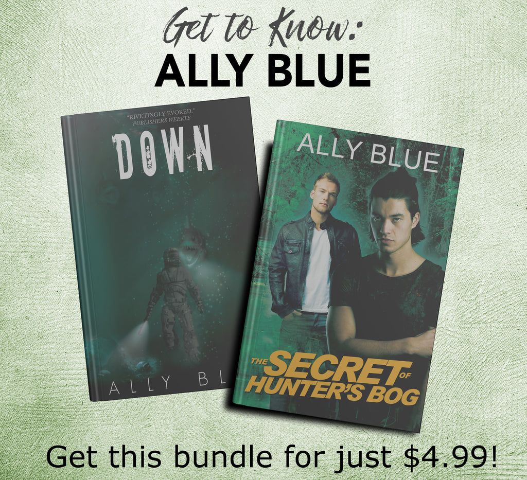 Bundle: Get to Know: Ally Blue