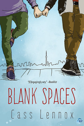 Blank Spaces (A Toronto Connections Novel)