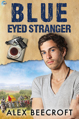 Blue Eyed Stranger - Inventory Clearance Paperback