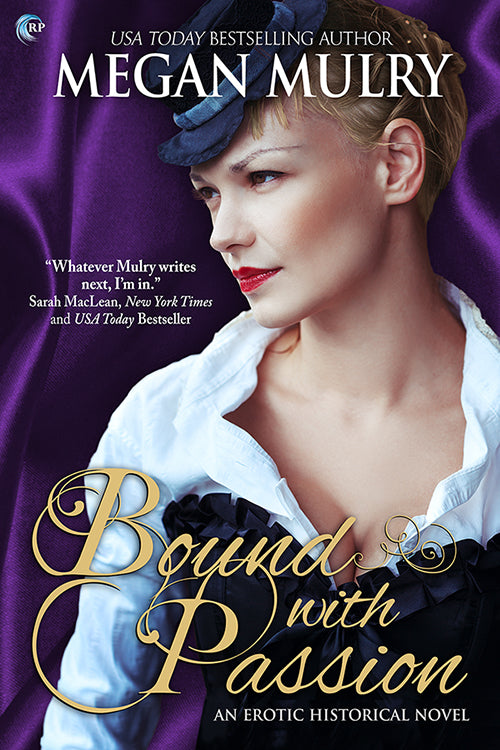 Bound with Passion - Inventory Clearance Paperback!