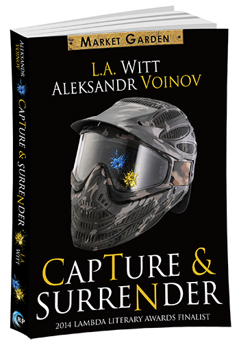 Capture & Surrender - Inventory Clearance Paperback!