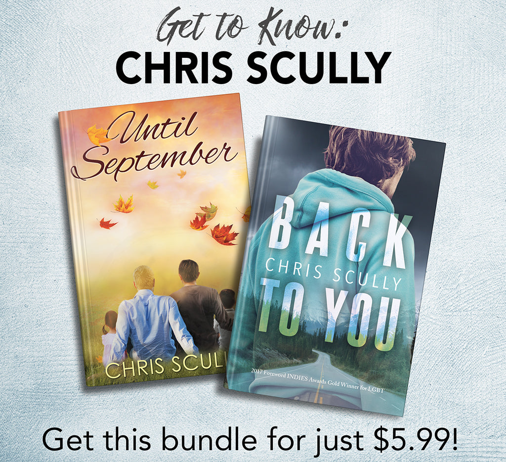 Bundle: Get to Know: Chris Scully