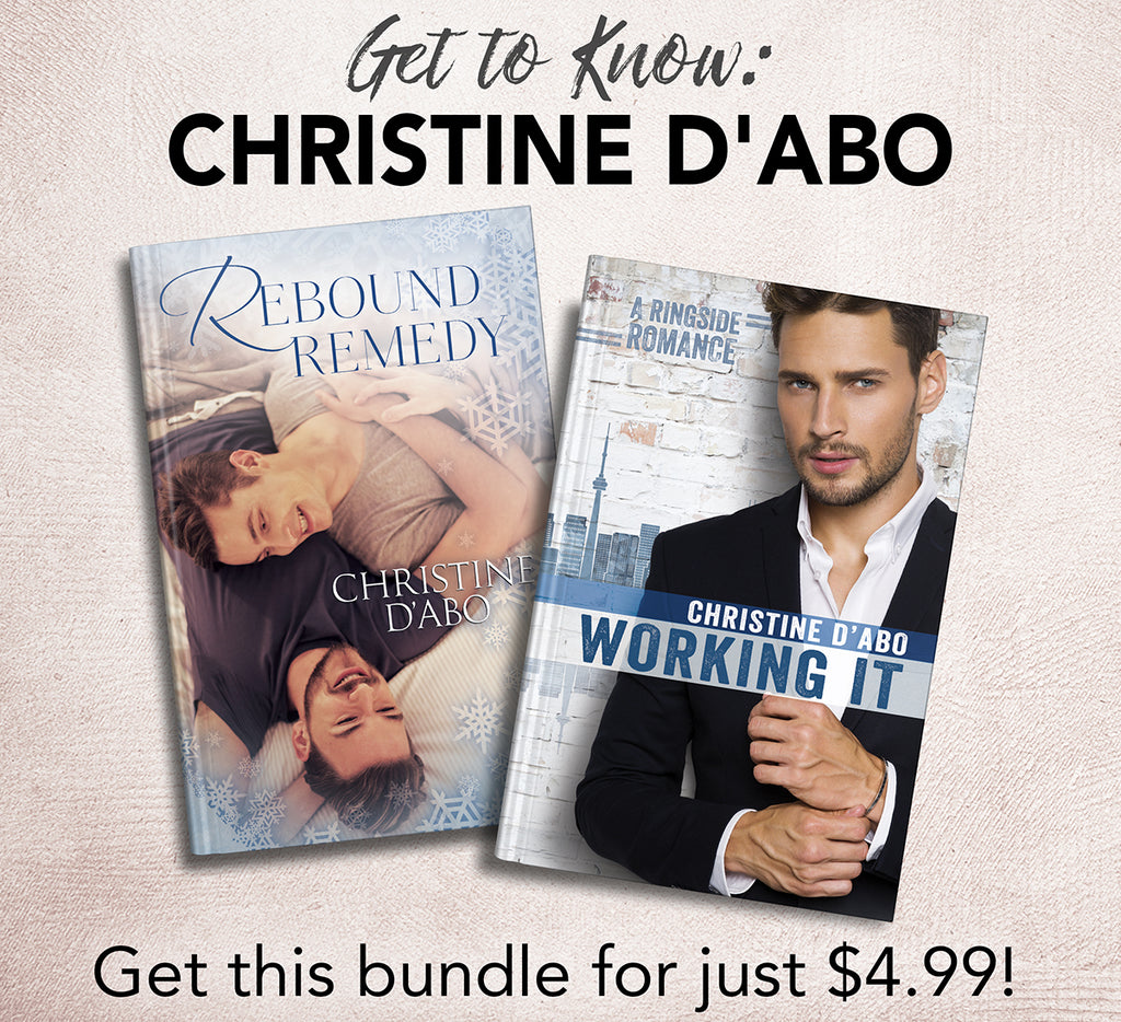 Bundle: Get to Know: Christine d'Abo