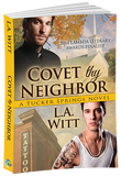 Covet Thy Neighbor - Inventory Clearance Paperback!