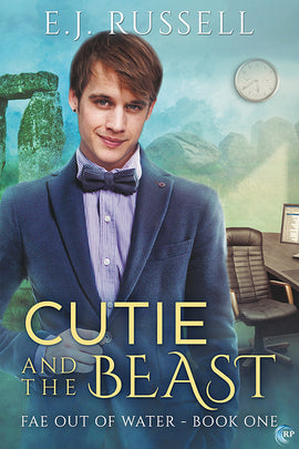 Cutie and the Beast (Fae Out of Water, #1)