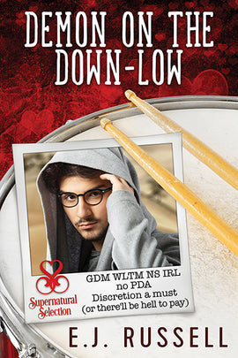 Demon on the Down-Low (Supernatural Selection, #3)