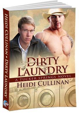 Dirty Laundry - Inventory Clearance Paperback!