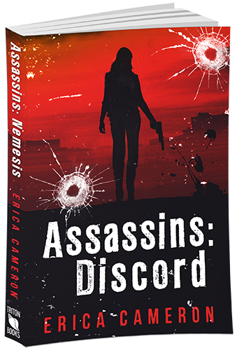 Assassins: Discord - Inventory Clearance Paperback!