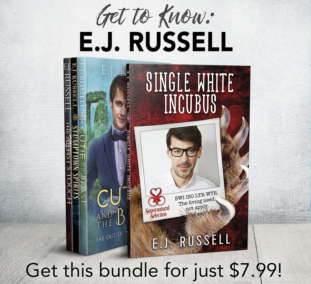 Bundle: Get to Know: E.J. Russell