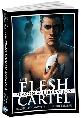 The Flesh Cartel, Season 4: Liberation - Inventory Clearance Paperback