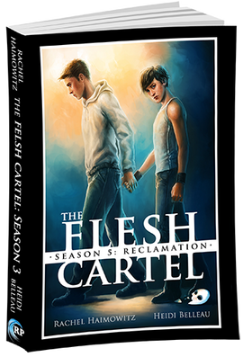 The Flesh Cartel, Season 5: Reclamation - Inventory Clearance Paperback!