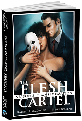 The Flesh Cartel, Season 3: Transformation - Inventory Clearance Paperback